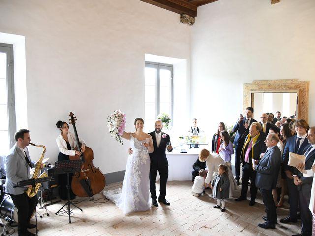 Il matrimonio di Marco e Loredana a Vicovaro, Roma 26