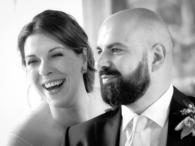 Il matrimonio di Marco e Loredana a Vicovaro, Roma 28