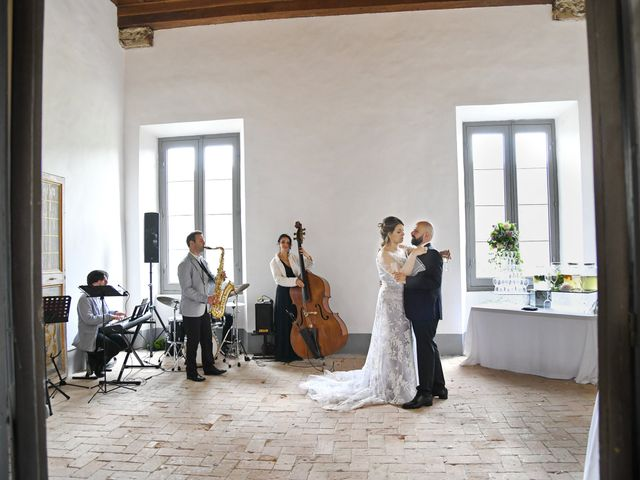 Il matrimonio di Marco e Loredana a Vicovaro, Roma 30