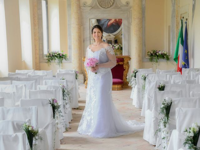 Il matrimonio di Marco e Loredana a Vicovaro, Roma 34