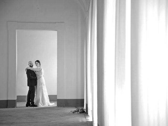 Il matrimonio di Marco e Loredana a Vicovaro, Roma 38
