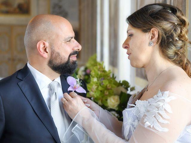 Il matrimonio di Marco e Loredana a Vicovaro, Roma 42