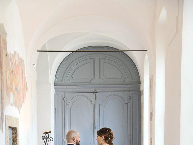 Il matrimonio di Marco e Loredana a Vicovaro, Roma 44