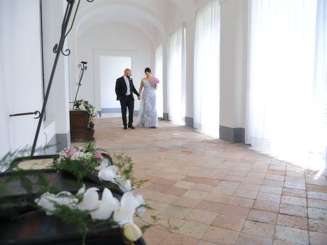 Il matrimonio di Marco e Loredana a Vicovaro, Roma 48