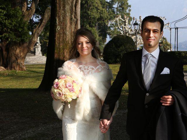 Le nozze di Eugenia e Guglielmo