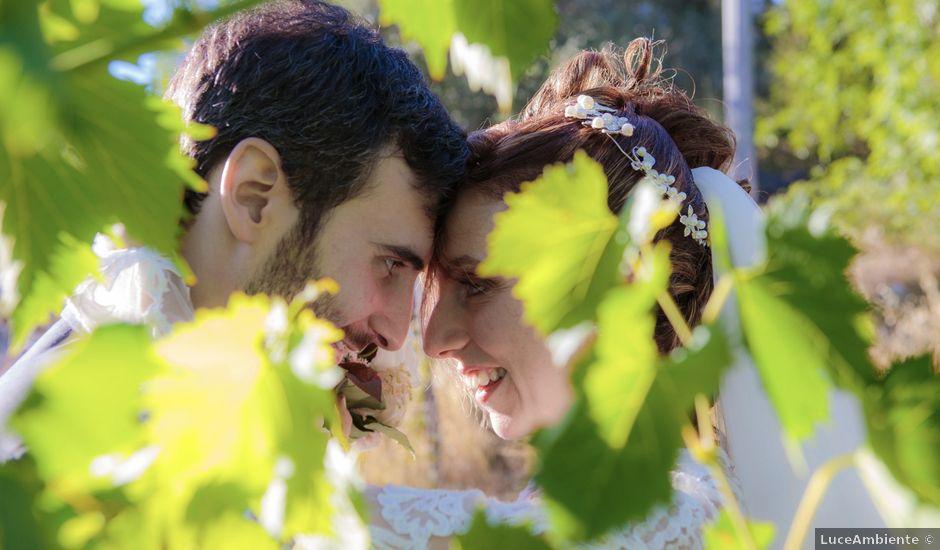 Il matrimonio di Luigi e Elena a Pontassieve, Firenze