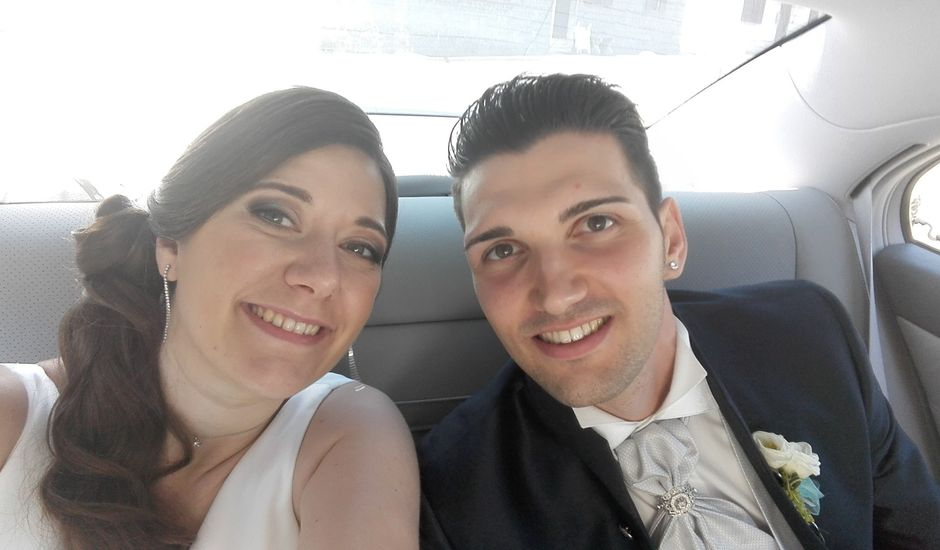 Il matrimonio di Michael e Monica a Castelnovetto, Pavia