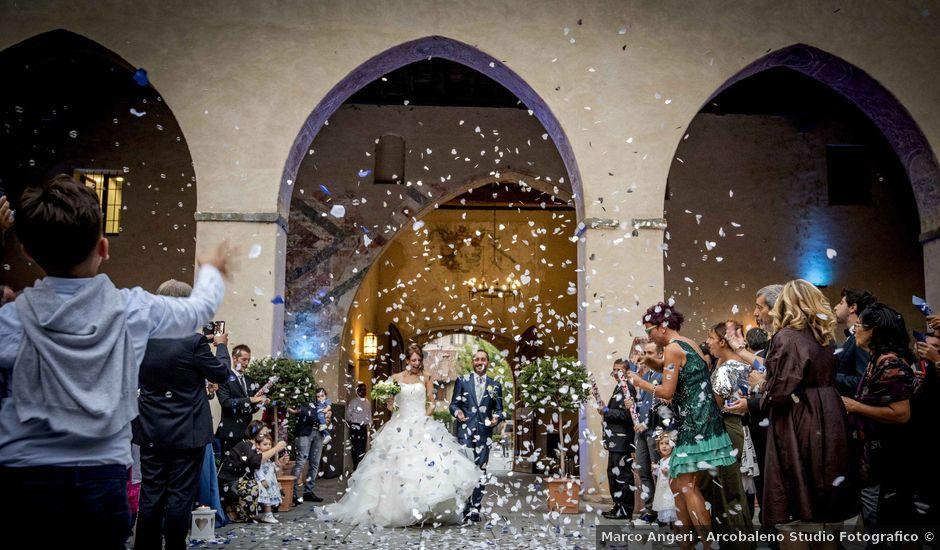Il matrimonio di Roberto e Federica a Cassano d'Adda, Milano