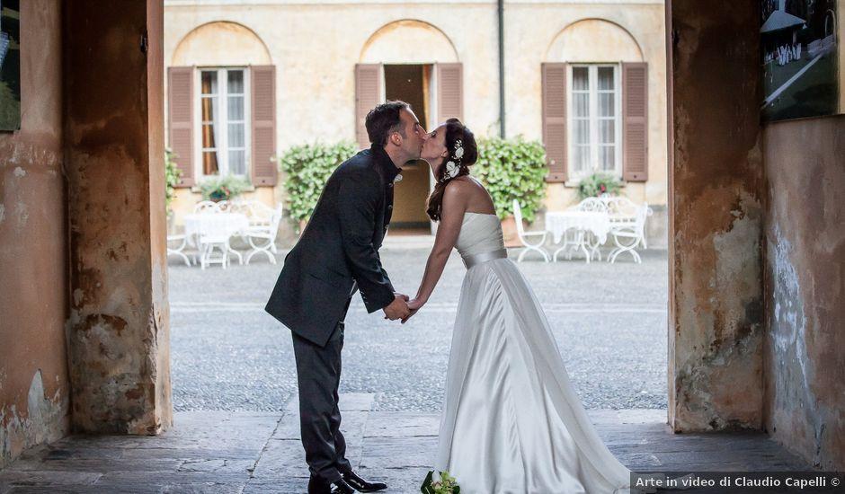 Il matrimonio di Andrea e Anna a Turate, Como