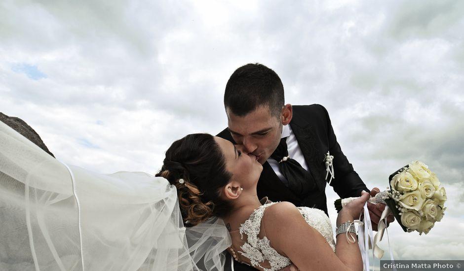 Il matrimonio di Luca e Michela a Maracalagonis, Cagliari