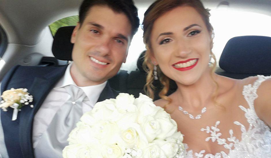 Il matrimonio di Antonio e Giusy Carmen a Baragiano, Potenza