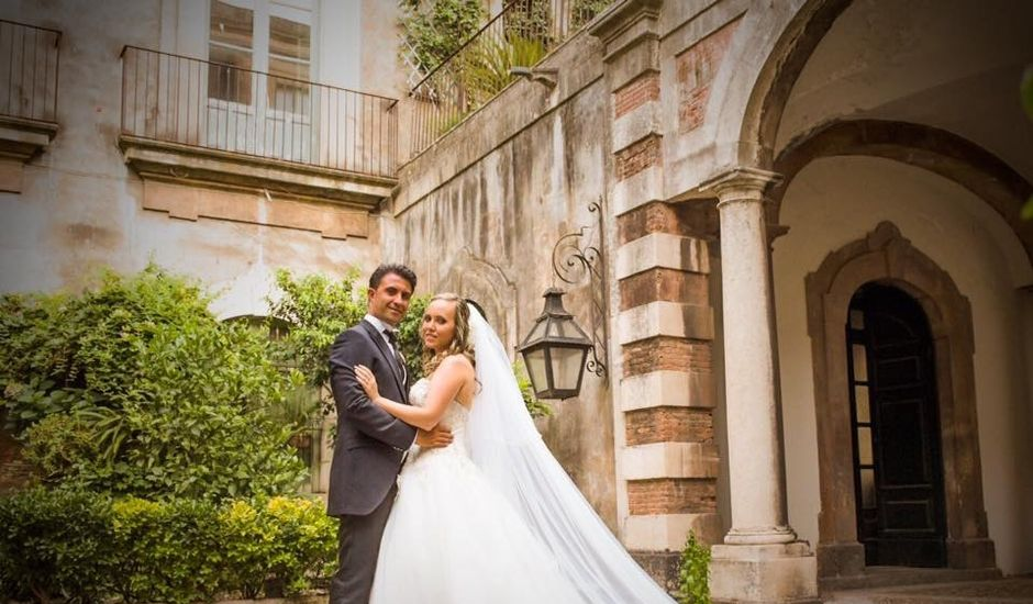 Il matrimonio di Stefano e Maria Grazia a Catania, Catania
