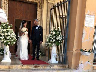 Le nozze di Alessandro  e Francesca 1