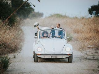Le nozze di Tanya e Enzo