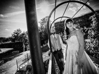 Le nozze di Laura e Mattia 1