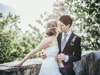 Le nozze di Irene e Mattia
