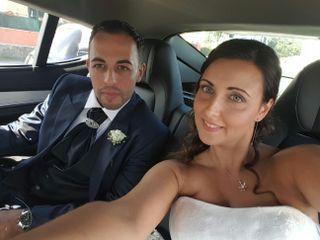 Le nozze di Gabriella e Giovanni