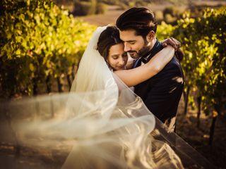 Le nozze di Vittoria e Simone