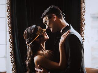 Le nozze di Alessio e Yesenia 2