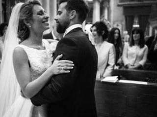 Le nozze di Irene  e Alfredo