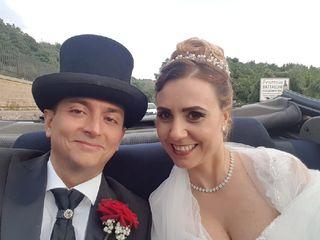 Le nozze di Cristina e ALDO