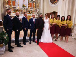 Le nozze di Cristian e Madeleine