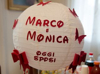 Le nozze di Monica e Marco 1