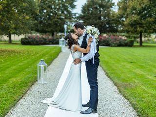 Le nozze di Mariagrazia e Sandro