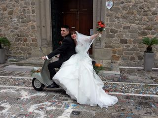 Le nozze di Davide e Sabrina