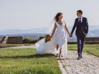 Le nozze di Agostino e Elisabetta