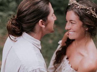 Le nozze di Chelsea e Tim