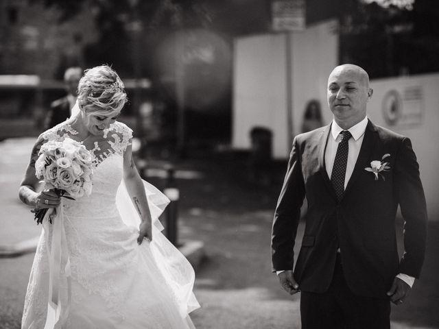 Il matrimonio di Andrea e Francesca a Bergamo, Bergamo 36