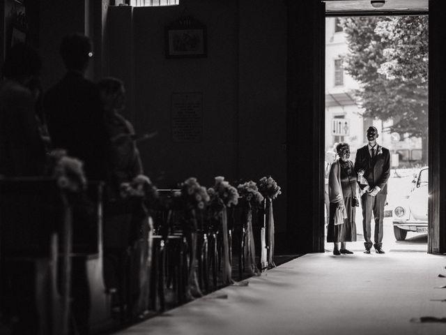 Il matrimonio di Andrea e Francesca a Bergamo, Bergamo 38
