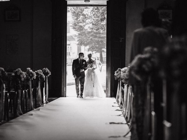 Il matrimonio di Andrea e Francesca a Bergamo, Bergamo 39