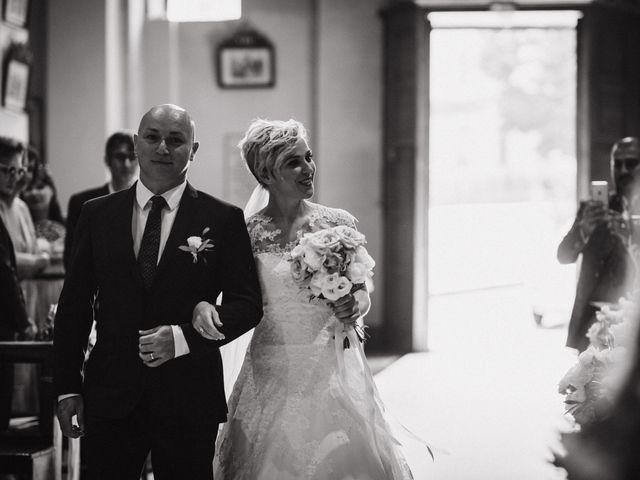 Il matrimonio di Andrea e Francesca a Bergamo, Bergamo 41