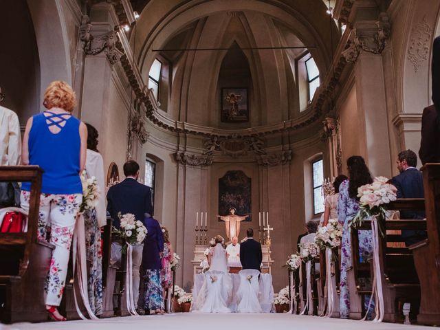 Il matrimonio di Andrea e Francesca a Bergamo, Bergamo 42