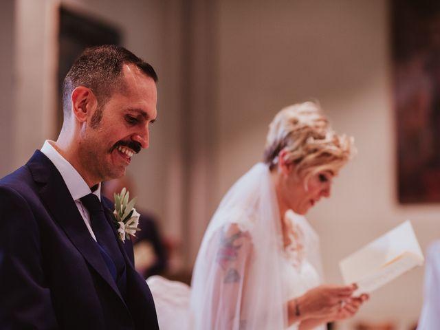 Il matrimonio di Andrea e Francesca a Bergamo, Bergamo 43