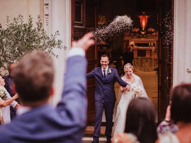 Il matrimonio di Andrea e Francesca a Bergamo, Bergamo 50