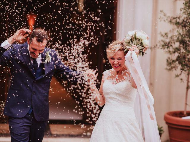 Il matrimonio di Andrea e Francesca a Bergamo, Bergamo 54