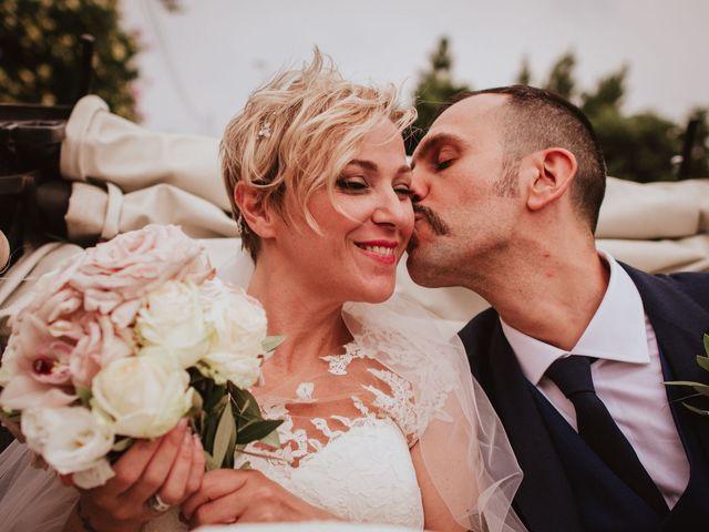 Il matrimonio di Andrea e Francesca a Bergamo, Bergamo 57