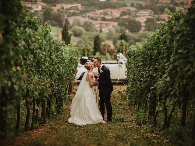 Il matrimonio di Andrea e Francesca a Bergamo, Bergamo 61