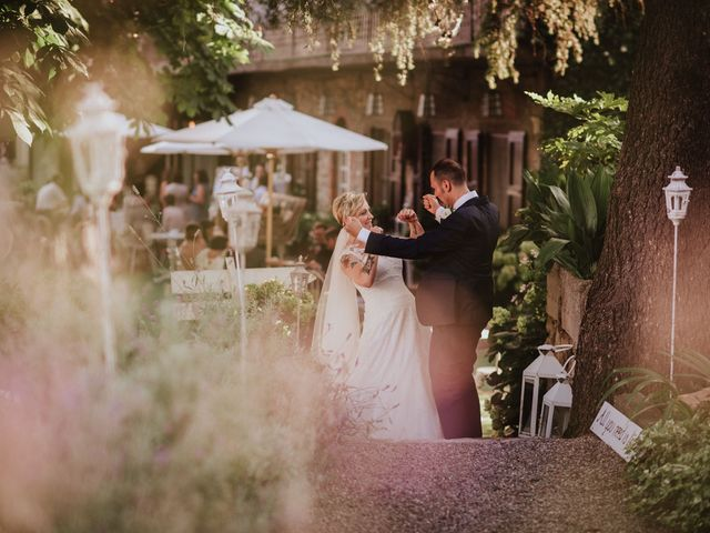 Il matrimonio di Andrea e Francesca a Bergamo, Bergamo 70