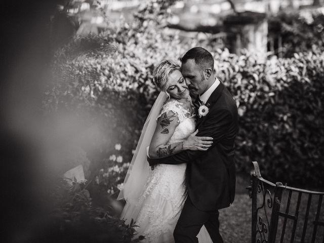 Il matrimonio di Andrea e Francesca a Bergamo, Bergamo 72