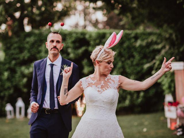 Il matrimonio di Andrea e Francesca a Bergamo, Bergamo 91