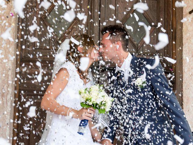 Il matrimonio di Adriano e Laura a Arco, Trento 1