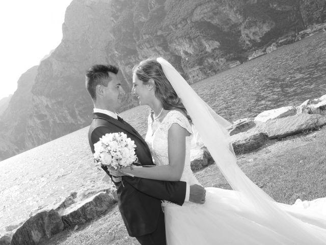 Il matrimonio di Adriano e Laura a Arco, Trento 9