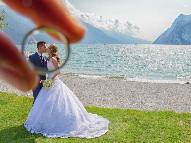 Il matrimonio di Adriano e Laura a Arco, Trento 11