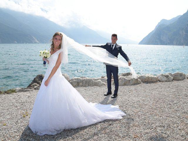 Il matrimonio di Adriano e Laura a Arco, Trento 12