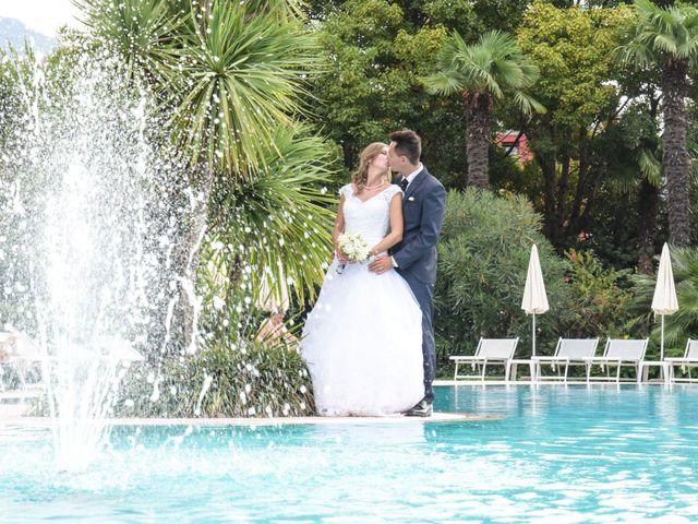 Il matrimonio di Adriano e Laura a Arco, Trento 21