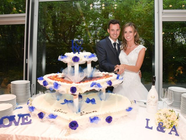 Il matrimonio di Adriano e Laura a Arco, Trento 22